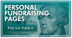 Personal Fundraising Pages